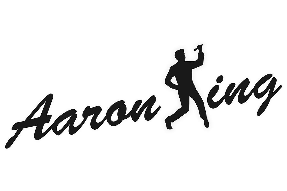 Logo Aaron King